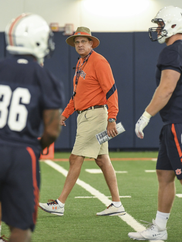 Gus Malzahn Press Conference Review: First Fall Scrimmage