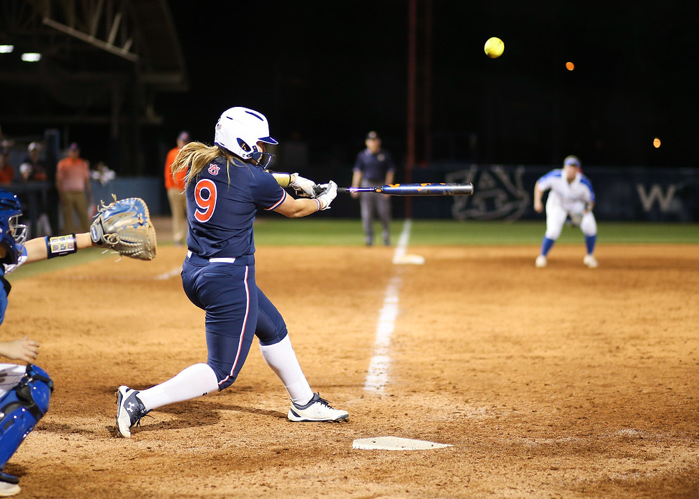 Photo By: Cat Wofford   Auburn Athletics