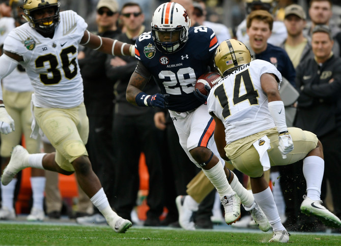 2018 Auburn Football Review: Part 1