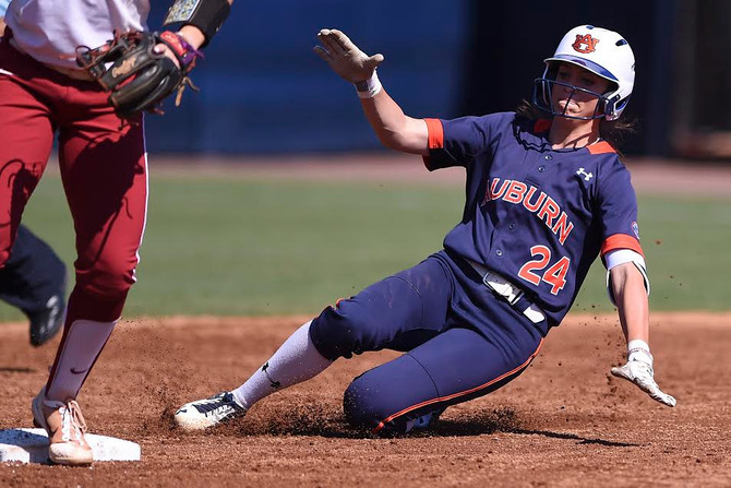 Auburn falls in Game One of Super Regionals to Oklahoma, faces Elimination Saturday