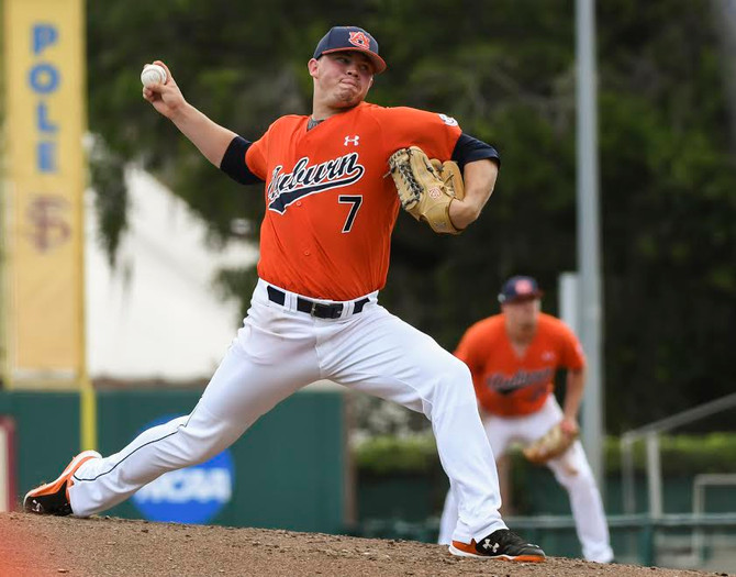 Thompson Selected by Cubs in 3rd Round of MLB Draft