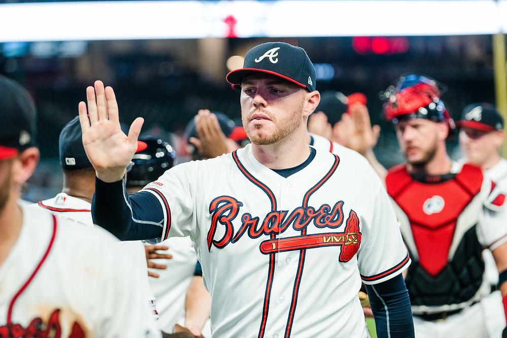 Kevin Liles | Atlanta Braves