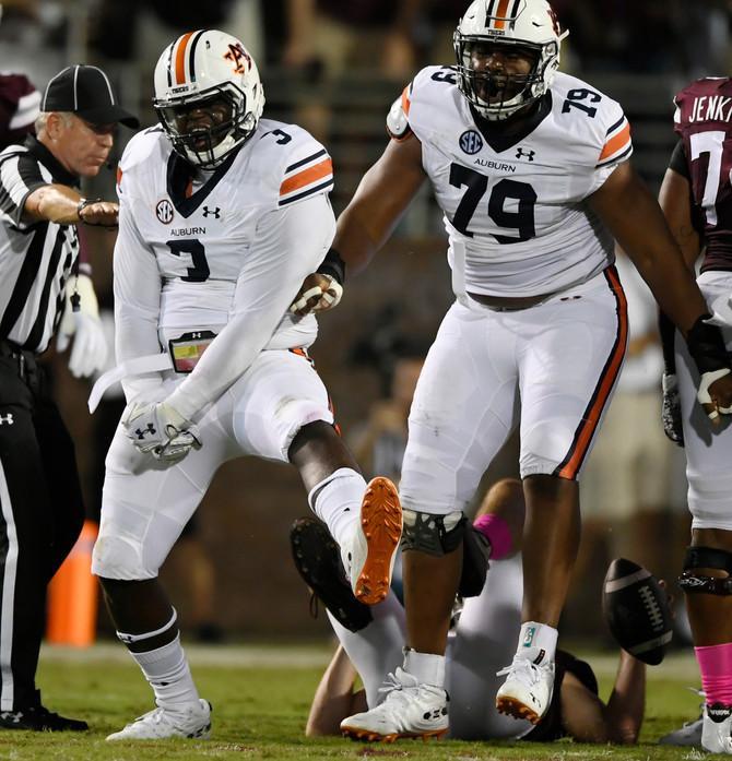 SportsCall Recap: Auburn loses 23-9 to Mississippi State