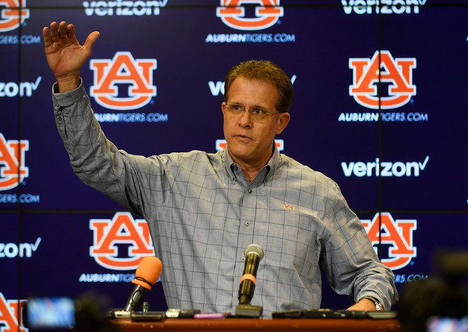 Few spots remain in Auburn's 2018 signing class