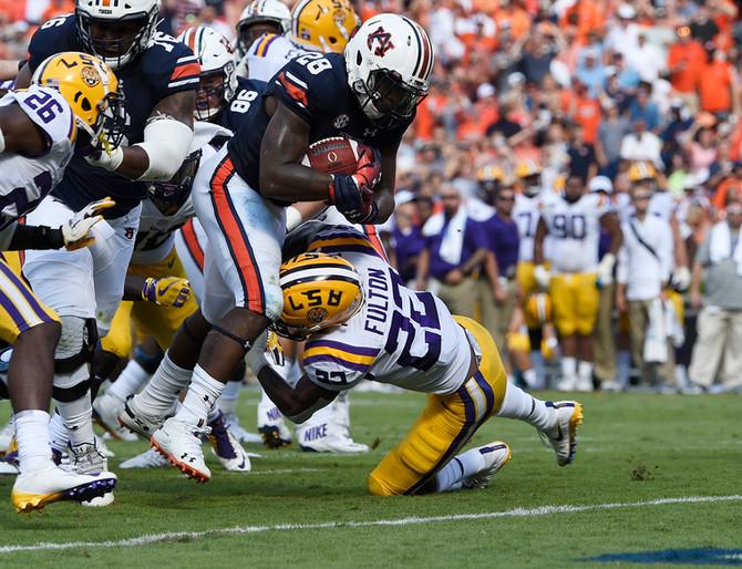 SportsCall Recap: Auburn falls 22-21 to LSU