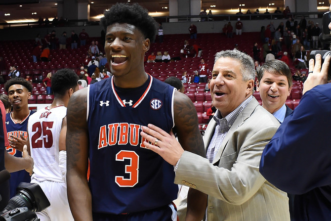 Auburn Basketball Set for Italy Excursion