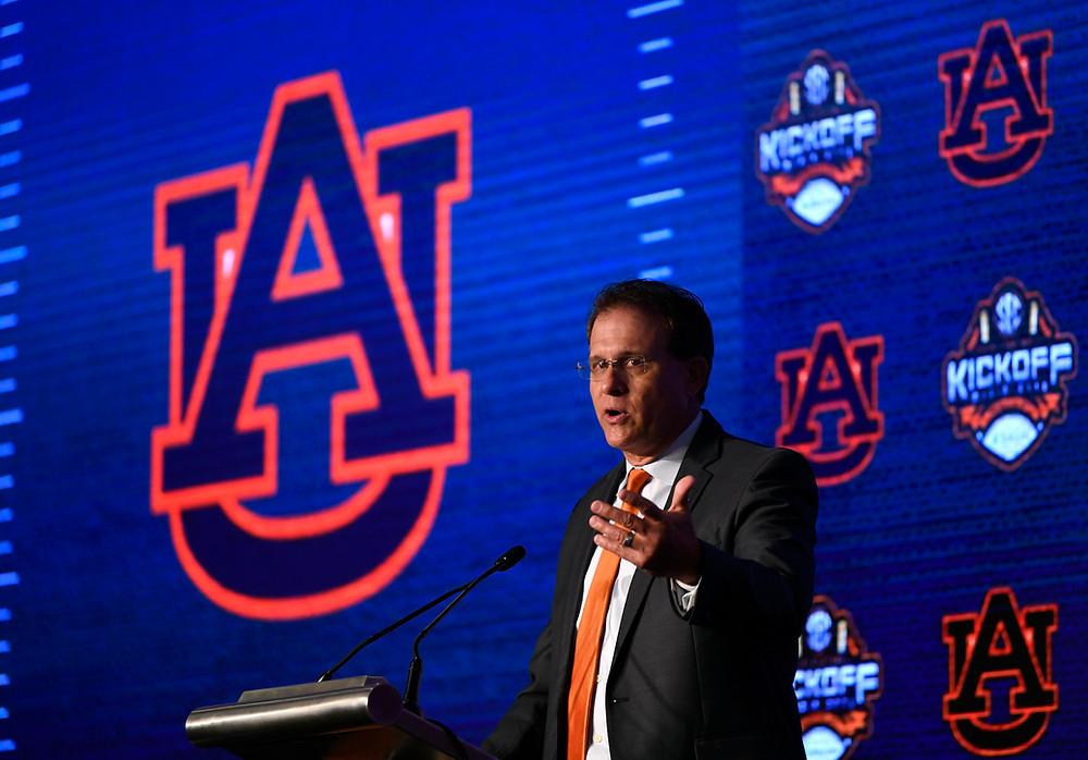 Photo By: Todd Van Emst | Auburn Athletics