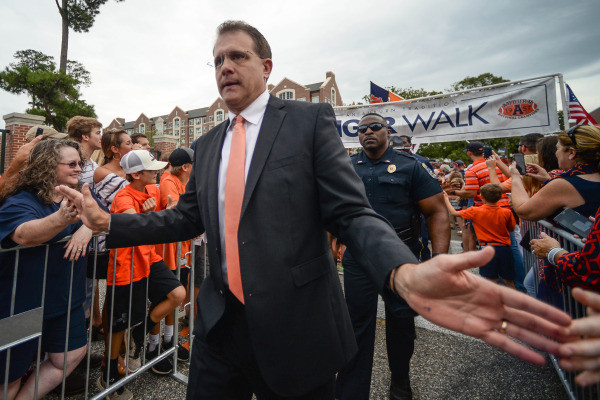 Malzahn's New Role Has Positive Impact on Players