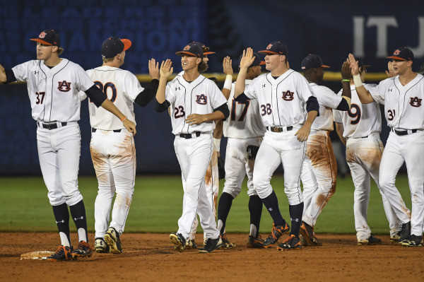 Auburn Baseball Earns Three-Seed in Tallahassee Regional