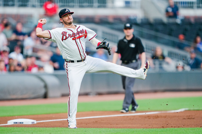 Atlanta Braves Notebook: October 2