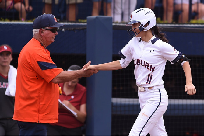 Clint Myers Retires as Head Coach of Auburn Softball