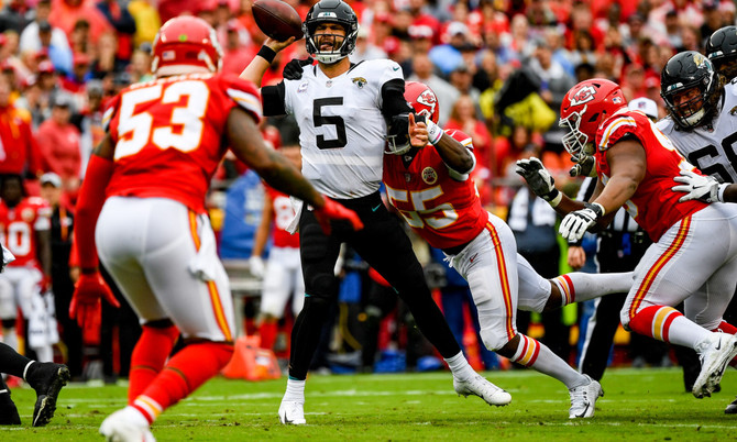 Auburn in the NFL: Week Five