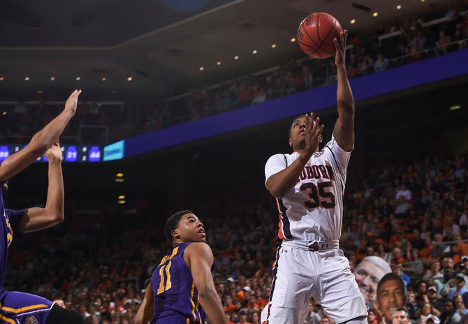 Auburn Basketball travels to LSU for Tuesday Action