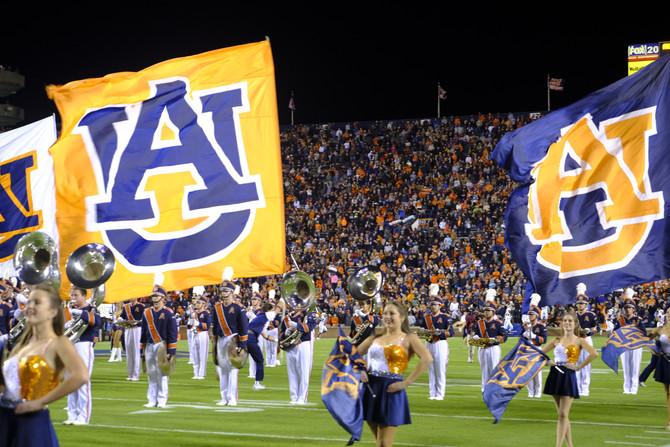 Auburn's 2020 Football Schedule Released
