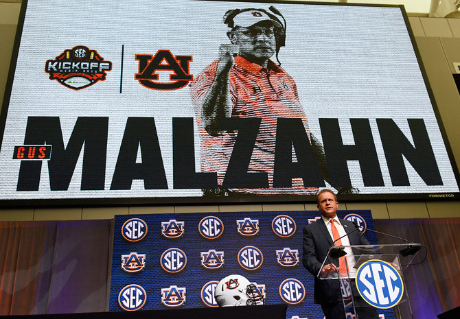 3 Things I Learned at SEC Media Days: Day 4