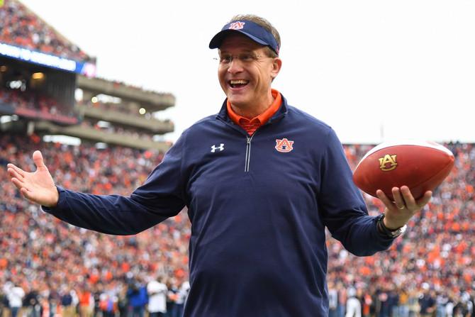 Historical Context: Auburn's History vs. Every 2019 Opponent