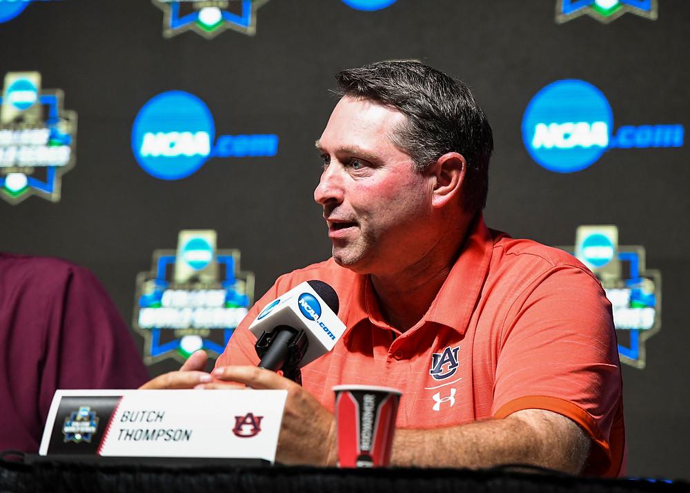 Photo By: Kirk Sampson | Auburn Athletics