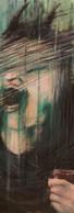 Senza titolo, 50 x 70, acrilico su tela,
