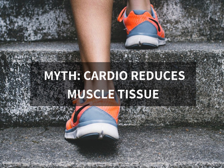 Myth: Cardio Reduces Muscle Tissue
