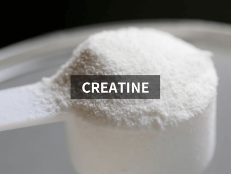 Why Take Creatine?