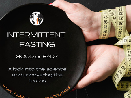 Intermittent Fasting: Good or Bad?