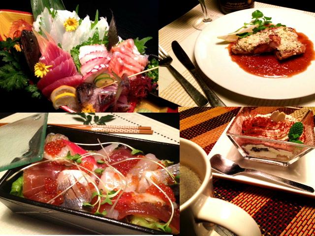 うまいもん工房Kei 料理
