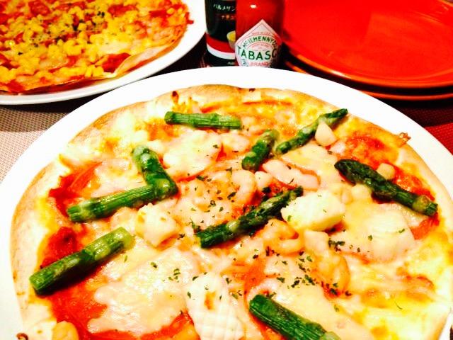 うまいもん工房Kei ピザ