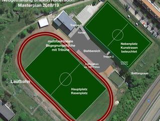 Masterplan entwickelt