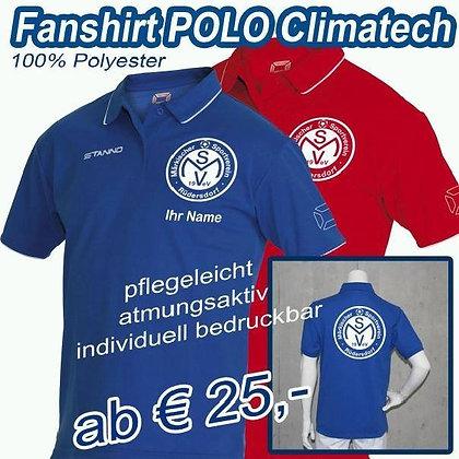 Fan-Shirt Polo