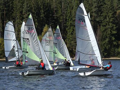 RS Open - doplňková kategorie pro klubový jachting