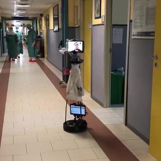 Covid Pisa hospital trial - 24 April 2020