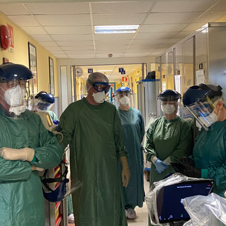 Covid Pisa hospital trial - 27 April 2020