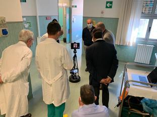 Experimentation in Pisa - April 10, 2020