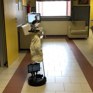 Covid Pisa hospital trial - April 28, 2020