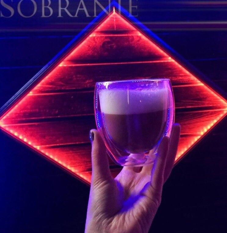 Кафе Sobranie