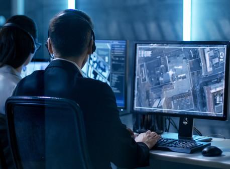 Seguridad (Monitoreo)