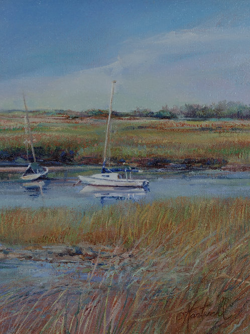 Carole Hartwell - Oil, acrylic and watercolor paintings