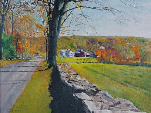 Robert Burns - Autumn Way