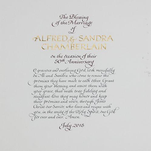 Debby Reelitz - Wedding Blessing