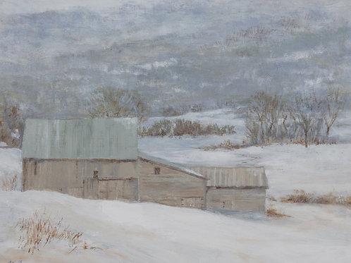 Pam Jones - The Quiet Beauty of Winter