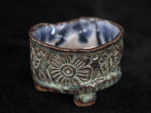 Tracy Marlor - Small footed bowl