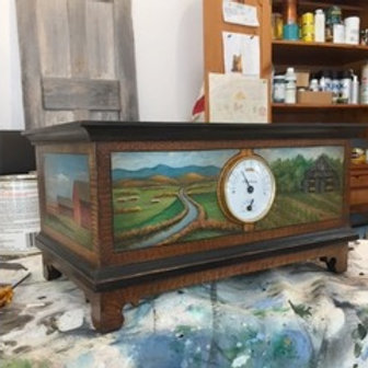 Anne Winsor - Exquisite Painted Furniture