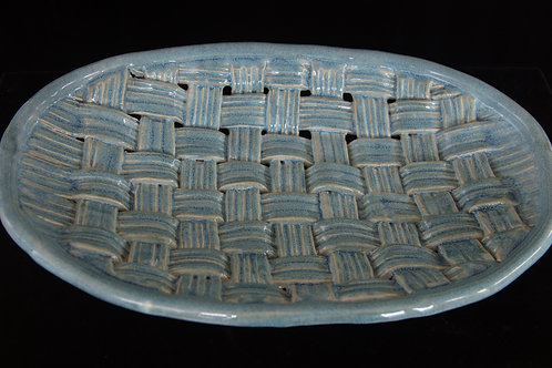 Tracy Marlor - Basketweave Platter