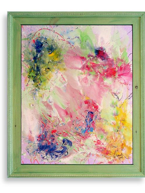 Bill Scheel - Acrylic Paintings