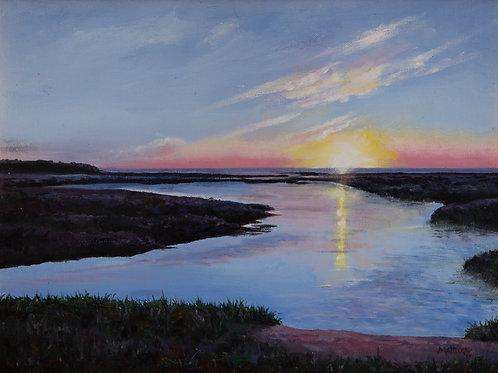 George Mattingly - Payne's Creek - Brewster