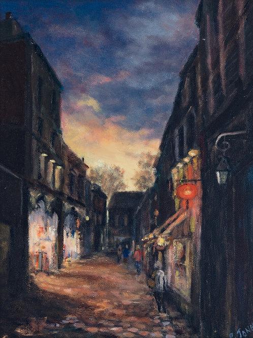 Pam Jones - Rue des Martyrs