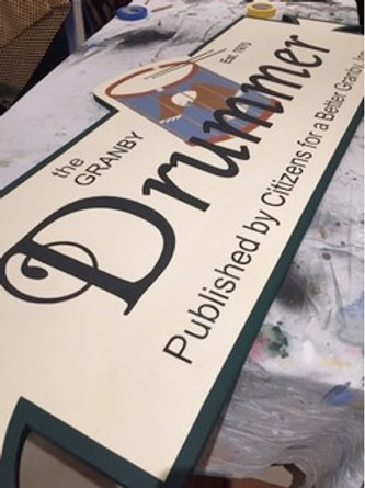Anne Winsor - Fine Art Sign Artists