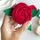 Thumbnail: Rose pin large