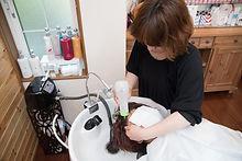 和歌山県海南市隠れ家美容室 salon de en ~サロン ド エン~