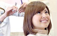 和歌山県海南市隠れ家美容室 salon de en ~サロン ド エン~ カット
